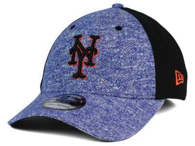 New York Mets New Era MLB Team Color Tech Fuse 39THIRTY Cap