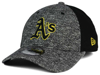 Oakland Athletics New Era MLB Team Color Tech Fuse 39THIRTY Cap
