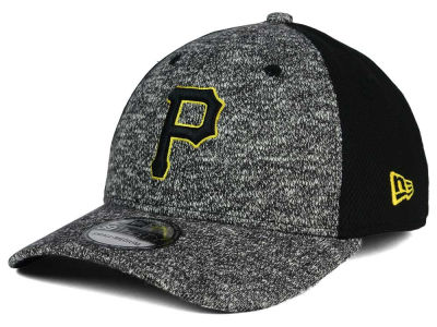 Pittsburgh Pirates New Era MLB Team Color Tech Fuse 39THIRTY Cap