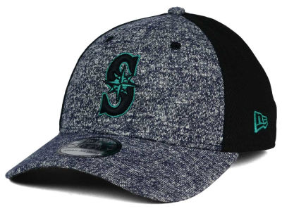 Seattle Mariners New Era MLB Team Color Tech Fuse 39THIRTY Cap
