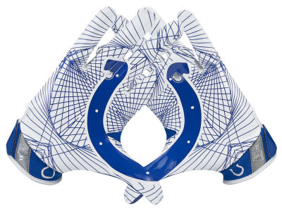 Indianapolis Colts Nike Vapor Jet Light Speed Glove