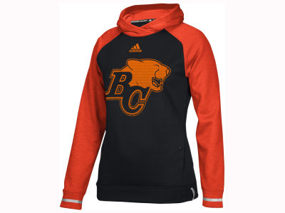 BC Lions adidas CFL Women's Pop Over Hoodie