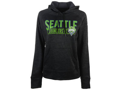 Seattle Sounders FC adidas MLS Women's Dot Fade Bar Hoodie