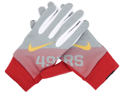 San Francisco 49ers Stadium Gloves III