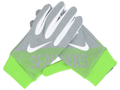 Seattle Seahawks Stadium Gloves III