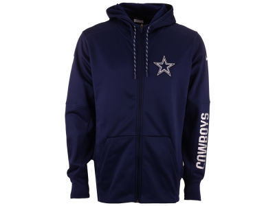 Dallas Cowboys Nike NFL Men's Circuit Full Zip Hoodie