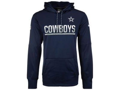 Dallas Cowboys Nike NFL Men's Circuit Pullover Hoodie