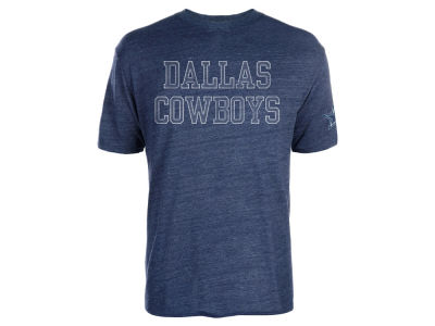 Dallas Cowboys NFL Men's Coaches Fader Triblend T-Shirt