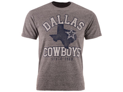 Dallas Cowboys NFL Men's Texas Cowboys Triblend T-Shirt