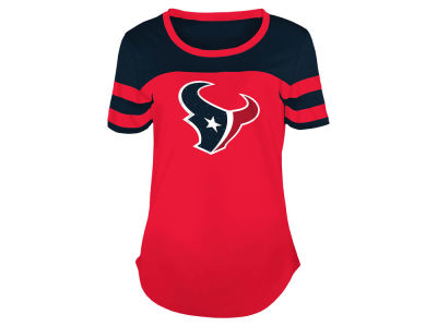 Houston Texans 5th & Ocean NFL Women's Limited Edition Rhinestone T-Shirt