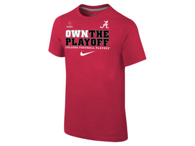 Alabama Crimson Tide Nike NCAA Men's Bowl Bound Own The T-Shirt