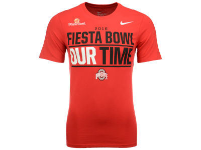 Ohio State Buckeyes Nike NCAA 2016 Bowl Bound Our Time T-Shirt