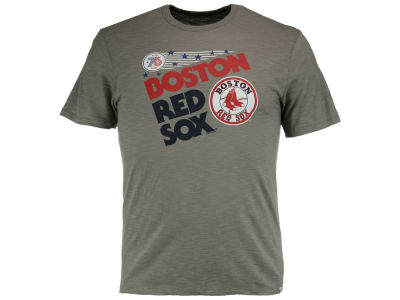 Boston Red Sox '47 MLB Men's Crosstown Scrum Bic T-Shirt