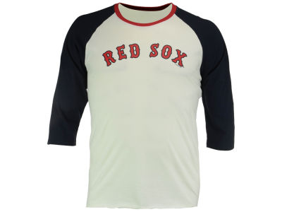 Boston Red Sox '47 MLB Men's Veterans Bicentennial Raglan Shirt