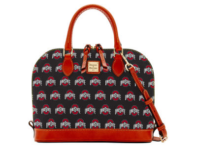 Ohio State Buckeyes Dooney & Bourke Zip Zip Satchel