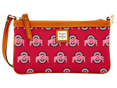 Ohio State Buckeyes Dooney & Bourke Large Wristlet