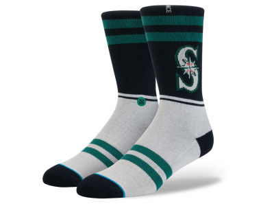 Seattle Mariners Stance MLB Diamond Collection Socks