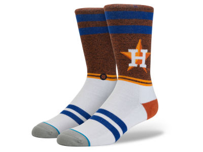 Houston Astros Stance MLB Diamond Collection Socks