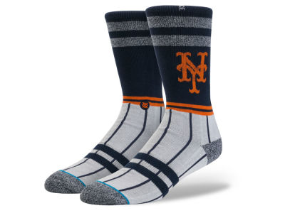 New York Mets Stance MLB Diamond Collection Socks