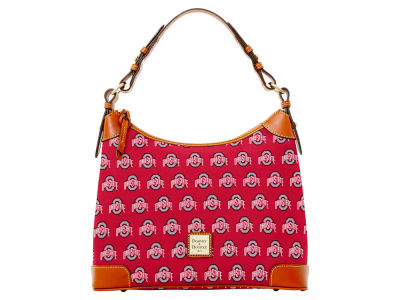 Ohio State Buckeyes Dooney & Bourke Hobo Bag