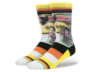 San Diego Padres Tony Gwynn Stance MLB Legends Socks