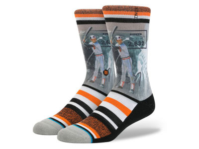 Baltimore Orioles Cal Ripken Jr. Stance MLB Legends Socks