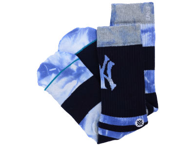New York Yankees Stance MLB Tye Dye Crew Socks