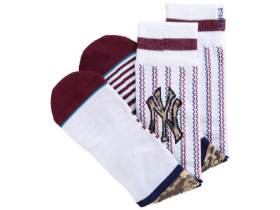 New York Yankees Sentry Crew Socks