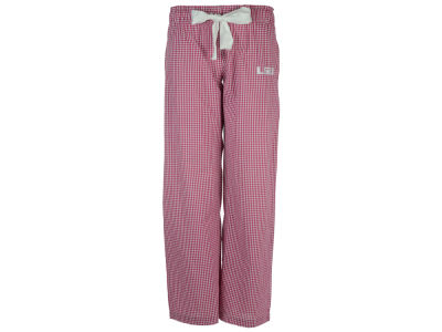 LSU Tigers NCAA Women's Tradition Gingham Sleep Pants