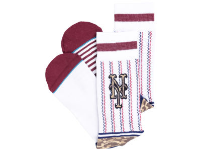 New York Mets Sentry Crew Socks