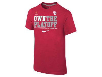 Oklahoma Sooners Nike NCAA Men's Bowl Bound Own The T-Shirt