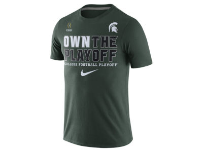 Michigan State Spartans Nike NCAA Men's Bowl Bound Own The T-Shirt