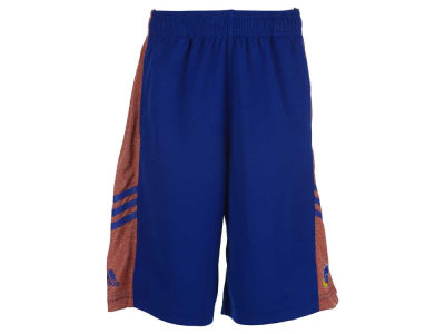Kansas Jayhawks adidas NCAA Youth Surface Climalite Shorts