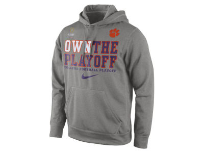 Clemson Tigers Nike NCAA Men's Bowl Bound Own The Performance Hoodie