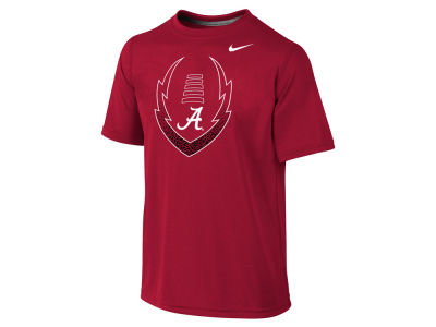Alabama Crimson Tide NCAA Youth Legend Football Icon T-Shirt
