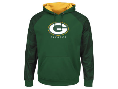 Green Bay Packers Majestic NFL Men's Armor II Hoodie