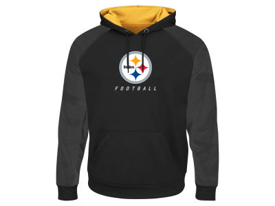 Pittsburgh Steelers Majestic NFL Men's Armor II Hoodie