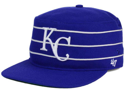 Kansas City Royals '47 MLB '47 Bicentennial Pillbox Cap