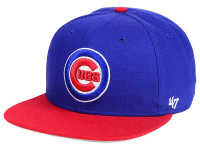 Chicago Cubs '47 MLB '47 Sure Shot 2 Tone Snapback Cap