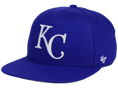Kansas City Royals '47 MLB Bicentennial Sure Shot '47 CAPTAIN Cap