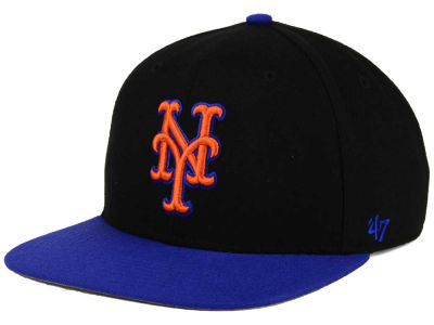 New York Mets '47 MLB '47 Sure Shot 2 Tone Snapback Cap