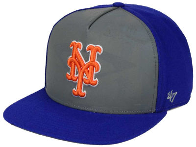 New York Mets '47 MLB Newsstand Snapback Cap