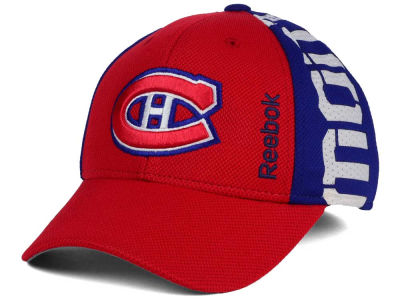 Montreal Canadiens Reebok 2016 NHL Draft Flex Cap