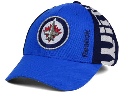 Winnipeg Jets Reebok 2016 NHL Draft Flex Cap