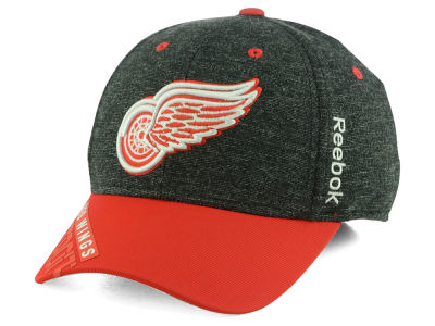 Detroit Red Wings Reebok NHL 2015-2016 Playoff Hat