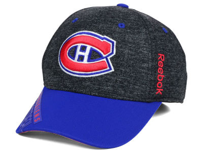Montreal Canadiens Reebok NHL 2015-2016 Playoff Hat