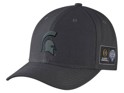 Michigan State Spartans Nike NCAA 2015 College Football Playoff Bound Hat