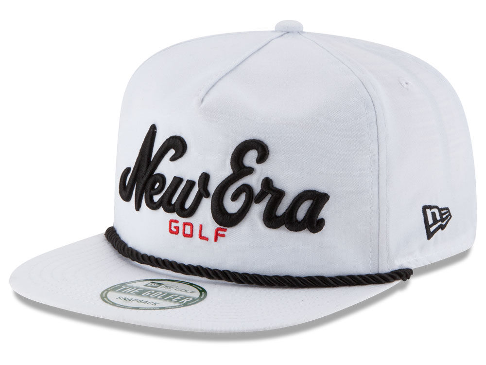 New Era Golf Golfer Script 2.0 9FIFTY Snapback Cap  0a7d22226aa