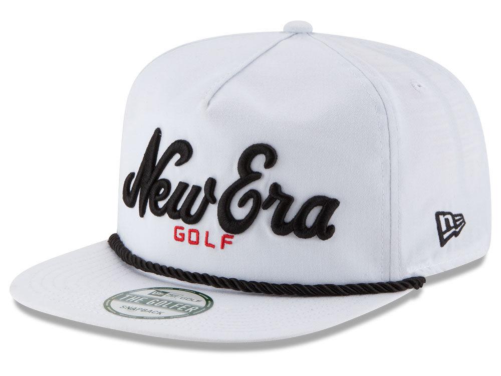 New Era Golf Golfer Script 2.0 9FIFTY Snapback Cap  5e5b32056ec1