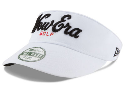 New Era Golf Tall Visor Script 2.0